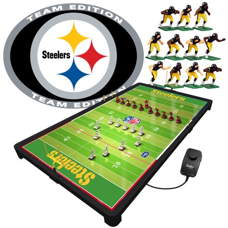 Pittsburgh Steelers NFL Deluxe Electric Football Game (School Spirit Ideas For Football Games)