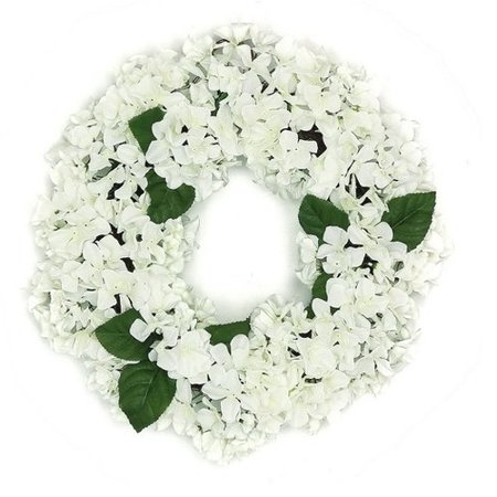 Northlight Seasonal Artificial Floral Hydrangea Wreath