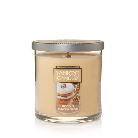 Yankee Candle Luscious Pumpkin Trifle - Small Tumbler Candle