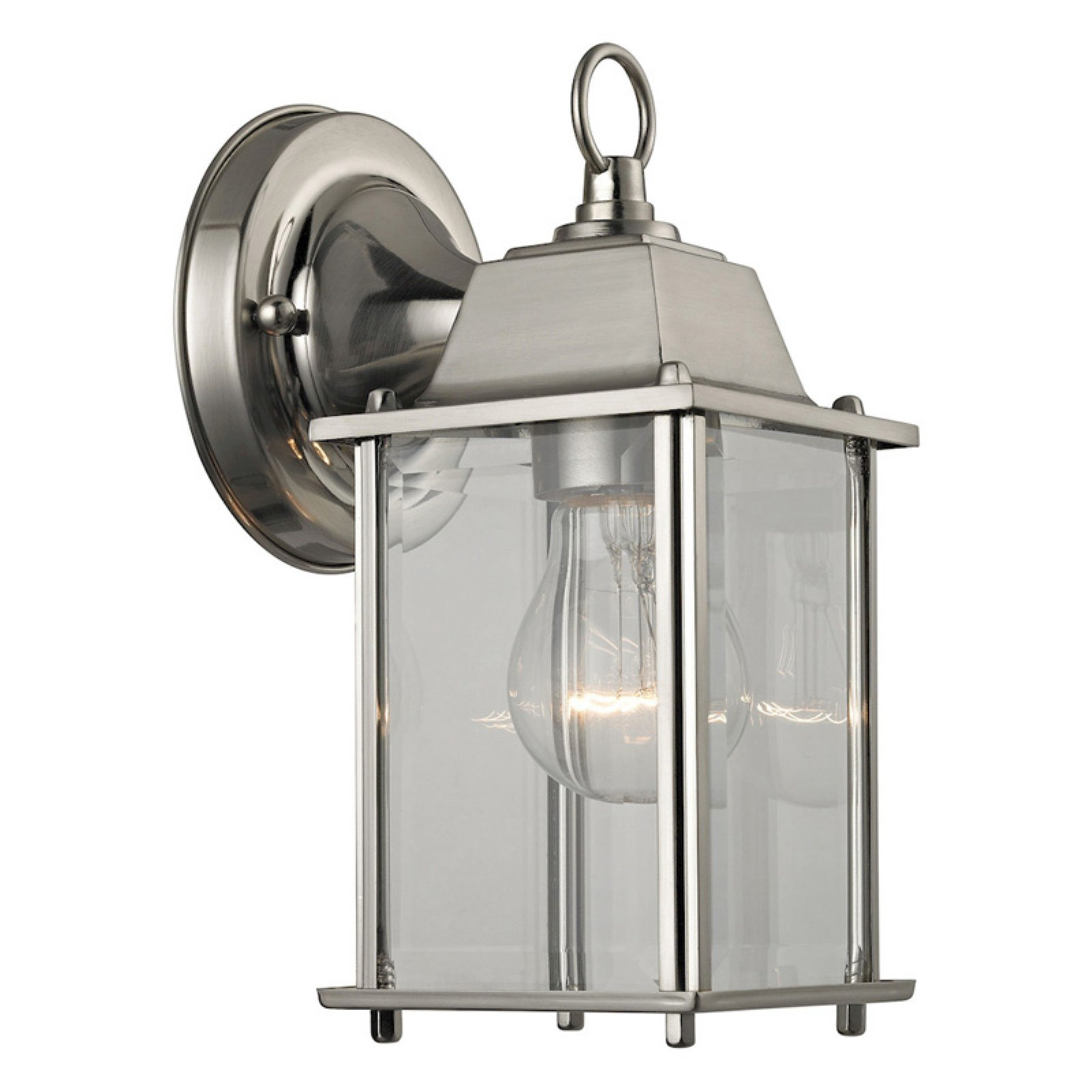 Thomas Lighting Traditional Lantern 9231 Outdoor Wall Sconce