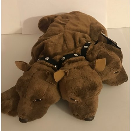 Universal Studios The Wizarding World Harry Potter Fluffy Dog Puppy Plush (Best Poppy In The World)