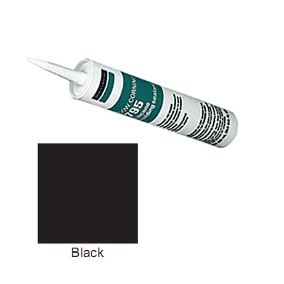 Black Dow Corning 795 Silicone Building Sealant - 12 Tube...