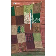 XRX Publishing Drawing Books, Great American Afghan Multi-Colored