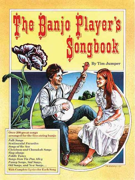 The Banjo Player's Songbook by