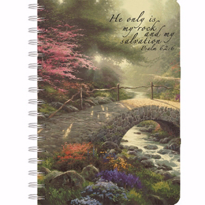 Journal-Kinkade-Bridge Of Faith
