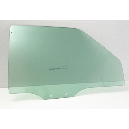 For 1993-1994 Oldsmobile Bravada 4 Door Utility Passenger/Right Side Front Door Window Replacement Glass