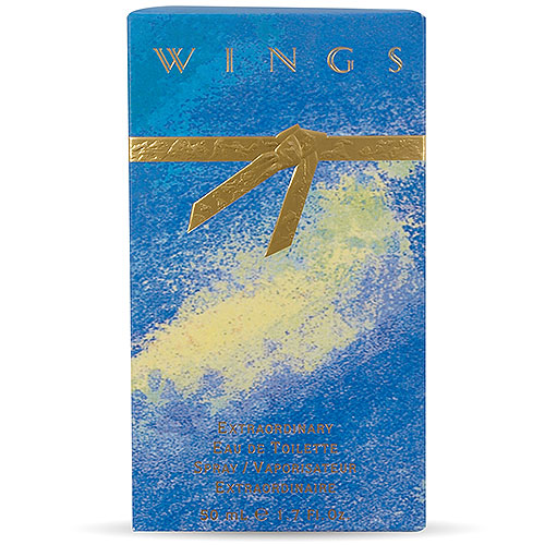 Wings Eau de Toilette Spray for Women, 1.7 fl oz