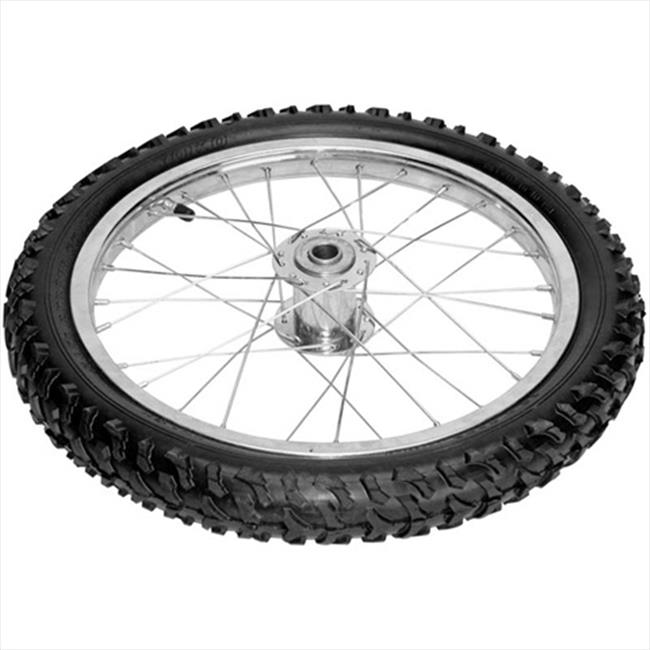 TekSupply 103776 Replacement Spoke Wheel 2. 125 in x 20 in