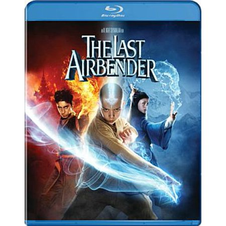 The Last Airbender (Blu-ray)](The Last Airbender Staff)