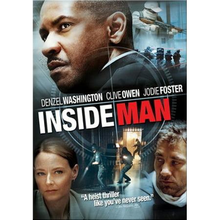 Inside Man (DVD) ()