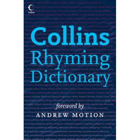 Collins Rhyming Dictionary - eBook - Modern Rhyming Dictionary
