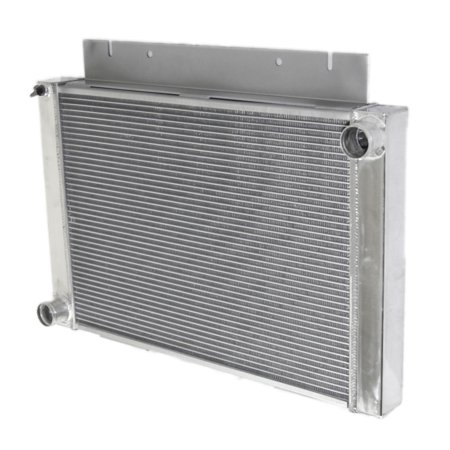 Aluminum Racing 3 Row Radiator fits 60-63 Ford Galaxie 260-427 V8 Direct Fit Aluminum Radiator