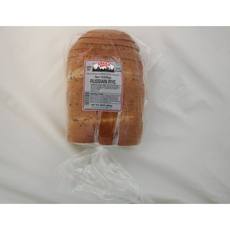 Bread City New York Style Russian Rye Bread