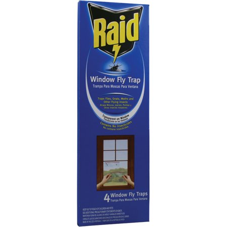 PIC FTRP-RAID Window Fly Trap