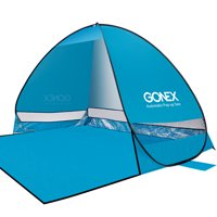 Gonex Lightweight Beach Shade Sun Shelter Tent (Blue)