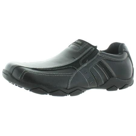09eab386b635 Skechers - Skechers Diameter Selent Men s Casual Oxford Shoes - Walmart.com