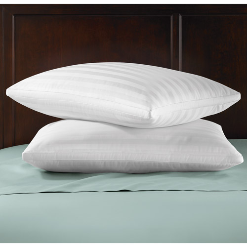 Canopy 300 Thread Count Double Support Pillow, Set of Two