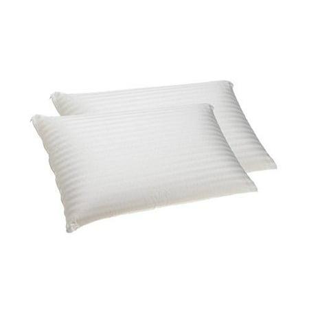 Latex Pillow - Standard Size - 2 Pack Beautyrest Latex Pillow