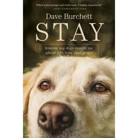 Stay : Lessons My Dogs Taught Me about Life, Loss, and