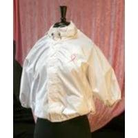 The SHOWER SHIRT Post-Mastectomy Garment 2X-4X, White