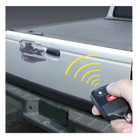 Pace Edwards Tailgate (Pace Edwards 94-01 Dodge Ram / 02 Ram 25/3500 PowerGate Electric Tailgate Lock )