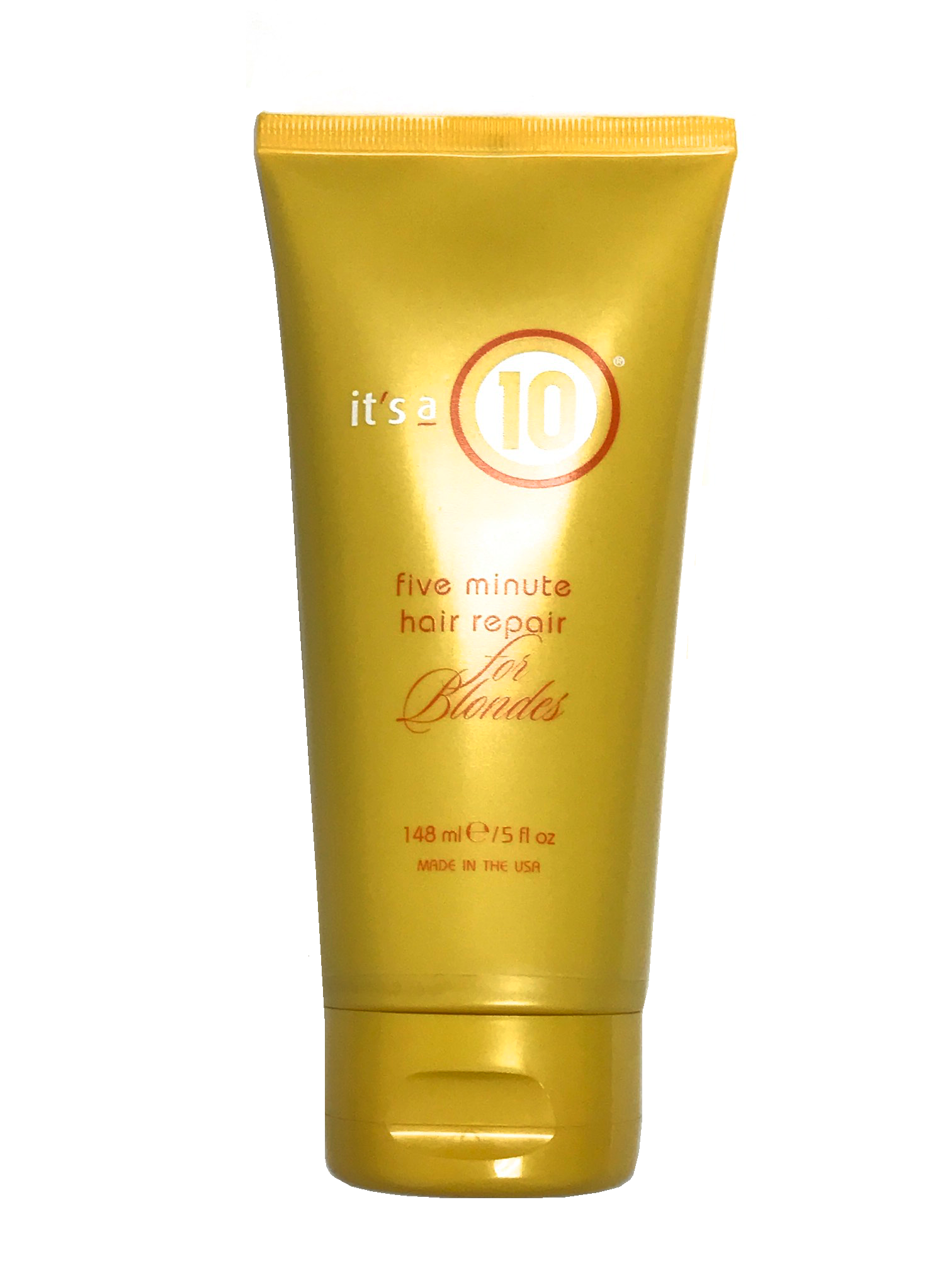 It's a 10 Five Minute Hair Repair for Blondes, 5 Fl Oz