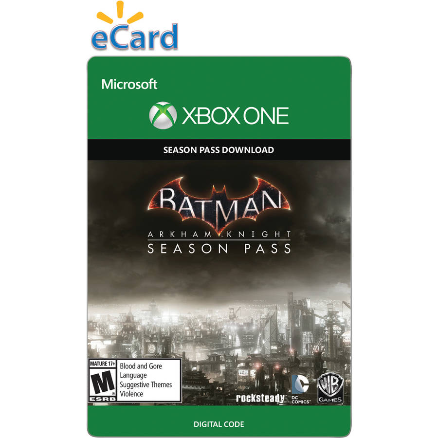 Batman Arkham Knight Season Pass (Xbox One) (Email Delivery)