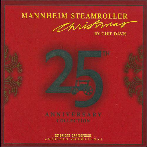 Mannheim Steamroller Christmas: 25th Anniversary Collection (2CD)