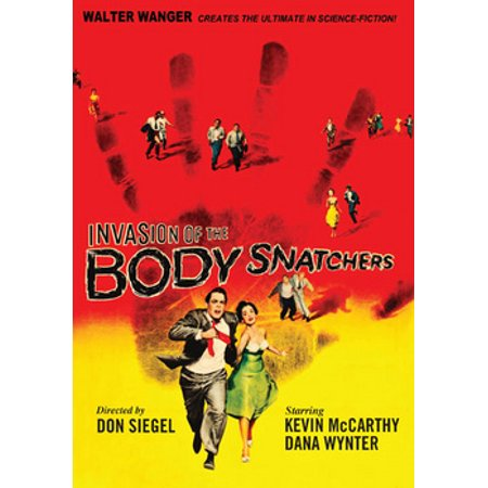Invasion Of The Body Snatchers (DVD) (Invasion Of The Body Snatchers Jack Finney)