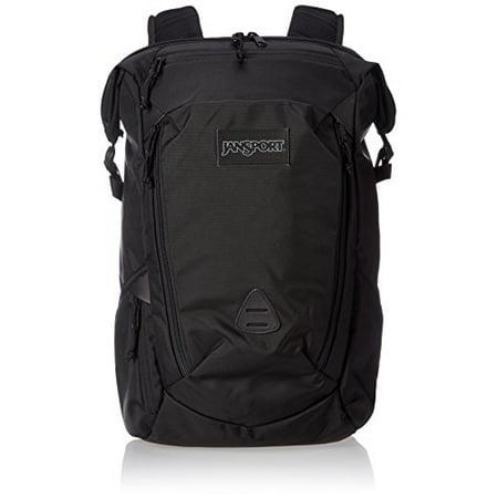 8a9afb233f jansport shotwell laptop backpack (black ballistic nylon