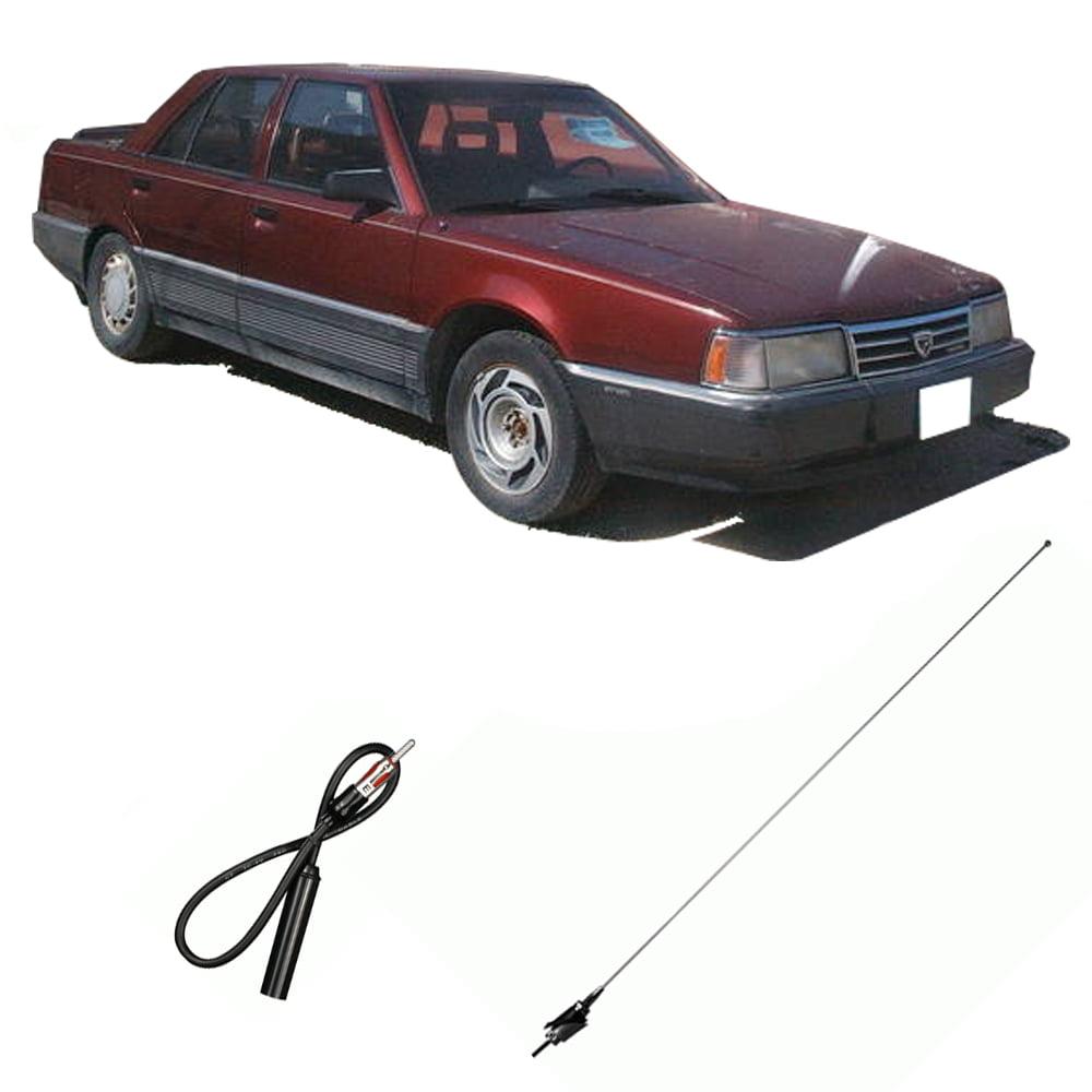 Metra Electronics Eagle Premier 1988-1992 Factory OEM Replacement Radio Stereo Custom Antenna Mast