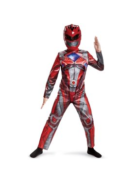 Power Rangers: Red Ranger Classic Child Costume