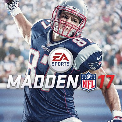 Madden Nfl 17  Xbox One  Electronic Arts  14633733822