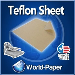 "Non-Stick Sheet- 16"" x 21 By Gold Seal Specialty Papers From USA"