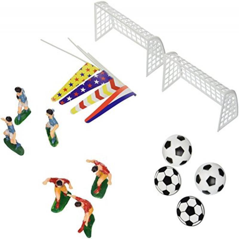 Bakery Crafts Oasis Supply Company Boys Soccer Birthday C...