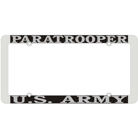 Army license plate frame | Compare Prices at Nextag