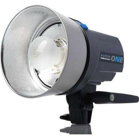 Elinchrom D-Lite RX ONE Compact Monolight with built-in Skyport, 100Ws (1 Monolight)
