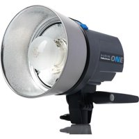 Elinchrom D-Lite RX ONE Compact Monolight with built-in Skyport, 100Ws Energy