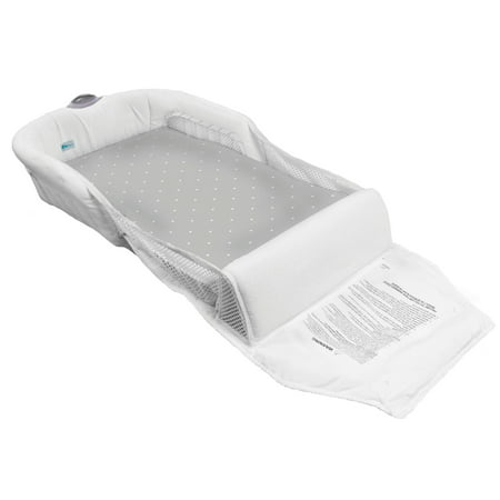 The First Years Cozy Baby Sleeper, Portable and Washable Infant Bed And Cosleeper