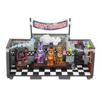 McFarlane Five Nights at Freddy's Classic Series Show Stage Large Construction Set, 314 Piece