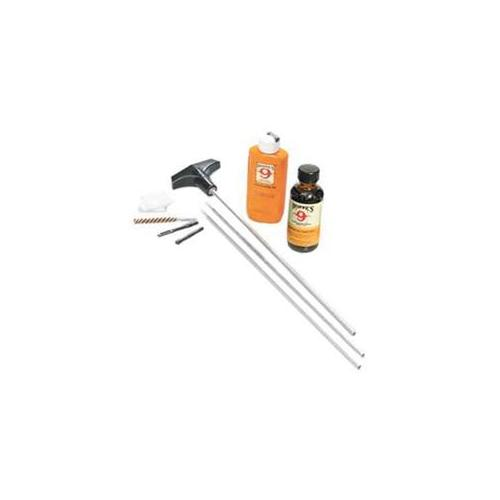 UNCLE MIKES U30 Hoppes Cleaning Kit . 30 Rifle - Clam Pak