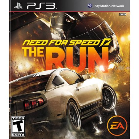 Need For Speed The Run (PlayStation 3)