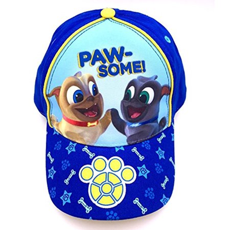 Disney Junior Puppy Dog Pals Toddler Baseball Cap Hat - Caps Hats