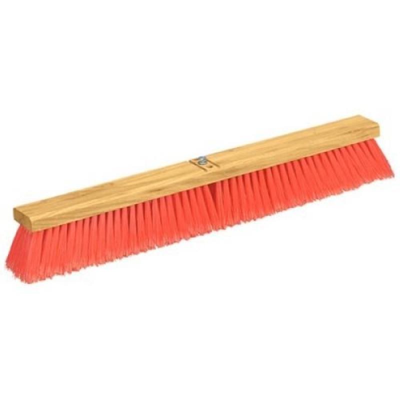 Carlisle 3610221824 Flo-Pac Juno Style Hardwood Block Sweep, Polypropylene Bristles,... by