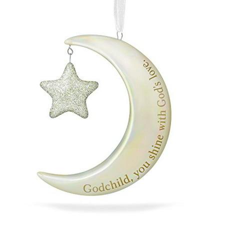 Hallmark Godchild Keepsake Christmas Ornament