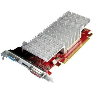 - DIAMOND Radeon HD 5450 Graphic Card - 650 MHz Core - 1 GB GDDR3 - PCI Express 2.1 x16 - Low-profile - Single Slot Space Required - 600 MHz Memory Clock - 128 bit Bus Width - 2560 x 1600 - CrossFi