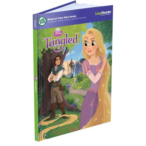 LeapFrog LeapReader Book: Disney Tangled (works with Tag) by LeapFrog Enterprises, Inc