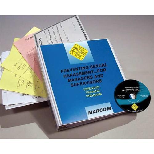 Marcom V0000489SM Workplace Safety Training, DVD