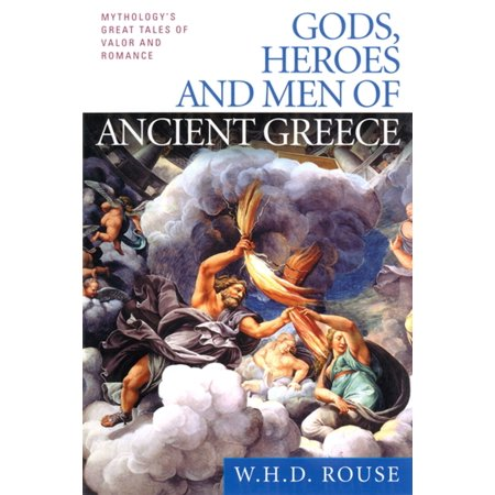 Gods, Heroes and Men of Ancient Greece - eBook (Greek God Of Quality)