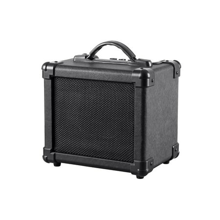 monoprice indio 10 watt battery powered guitar amp. Black Bedroom Furniture Sets. Home Design Ideas